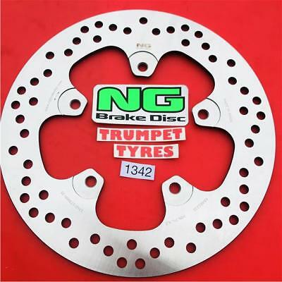 Piaggio 300 Beverly Sport Touring Ie 11 - 17 Ng Rear Brake Disc Oe Upgrade 1342
