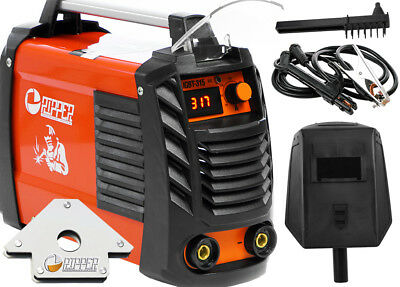 Inverter ARC Welder IGBT RIPPER Stick 315Amp MMA 315A FREE EUROPE DELIVERY