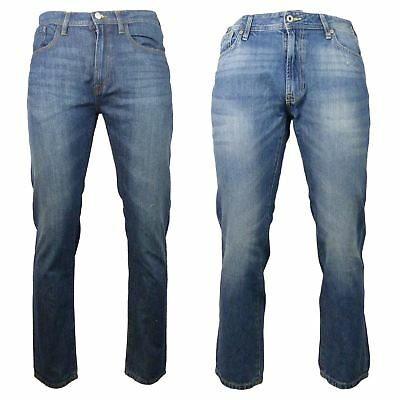 EX M&S Marks And Spencer Relaxed Fit Denim Jeans