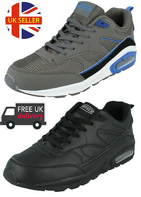 Mens New Air Shock Absorbing Running Trainers Casual Shoes Sizes 7 8 9 10 11 12