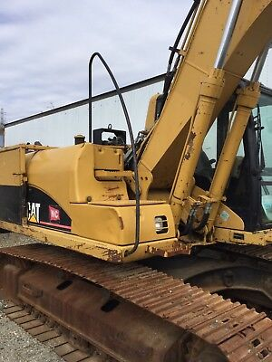 Caterpillar 315 Excavator W Hydraulic Pump Guard. 9202 Hours