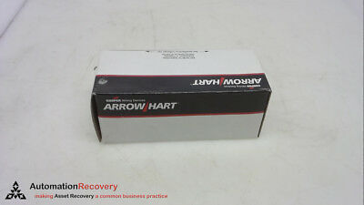 Arrow Hart Ah5362B - Pack Of 3 - Electrical Receptacle, 2P-3W, 20A, New #253123