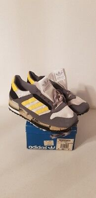981c6b1703e2c Adidas Vintage Shoes Zx 600 New Deadstock Display Rare Running Nice Box