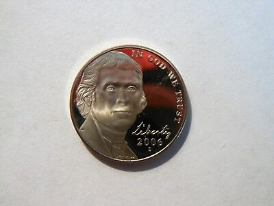 COLORIZED 2006 JEFFERSON NICKEL COLORIZED ON FRONT ONLY