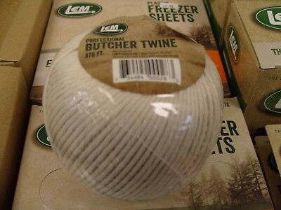 Butcher Twine, Cotton, Strong, 375 Feet