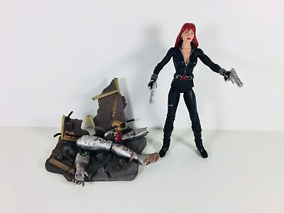 MARVEL SELECT BLACK WIDOW 7