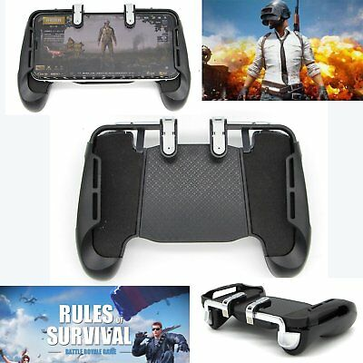 Universal Game Integrated Handle Grip w/ L1R1 Gaming Trigger Shooter Controller