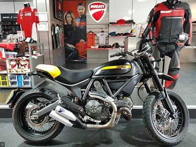 Ducati Scrambler Full Throttle **scrambler Spoked Rims