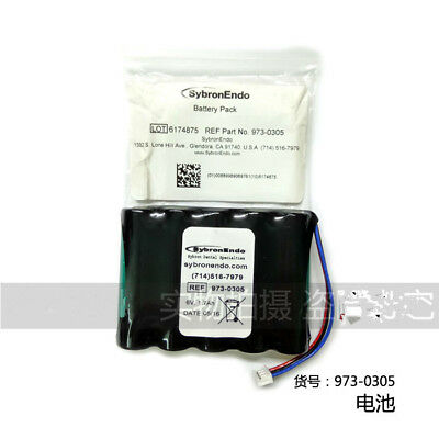 Battery Pack for Sybronendo Sybron Endo Elements Diagnostic Unit Apex Locator