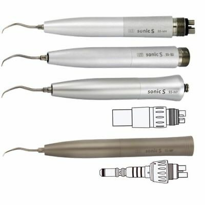 Sonic S Hygienist Air Scaler Handpiece Midwest Borden NSK Kavo Coupling Tip