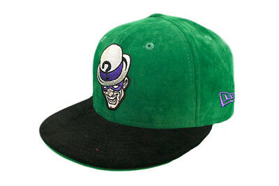 Joker Villians  DC Comics  Baseball Cap - New Era 59fifty Green
