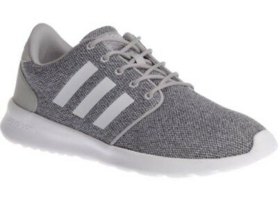 3ed27056f563 Adidas Sneaker QT Cloudfoam Racer running shoes grey womens 9.5 boost your  game