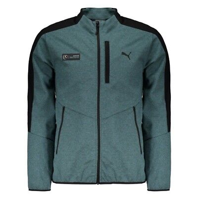 Puma Mercedes Amg Petronas Men S T7 Sweat Jacket Full Zip New 573200