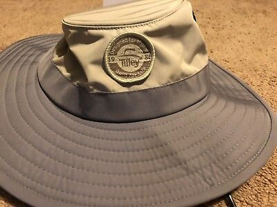 f45b08dd29e92 TILLEY TBHM BOCA Raton Hat--size 7 1 4 New with Tags -  49.99