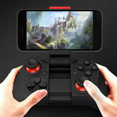 Bluetooth Wireless Smart Phone Joystick Gamepad For Android Game Controller HV