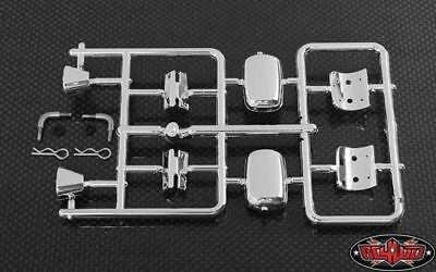 RC4WD Chevrolet Blazer Chrome Mirror and Rear Taillight Parts Asse Z-B0106