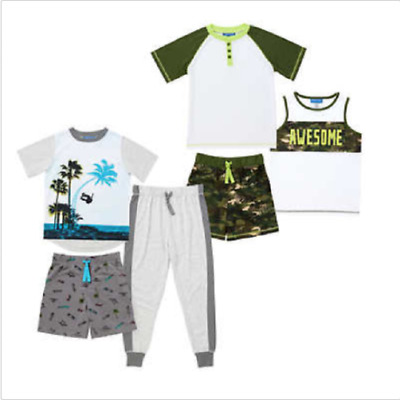 NEW Saint Eve Boy/'s Youth Comfortable 3-Piece Pajama Set Red Beast Various Sizes