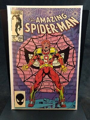 Amazing Spider-Man #264. NM-