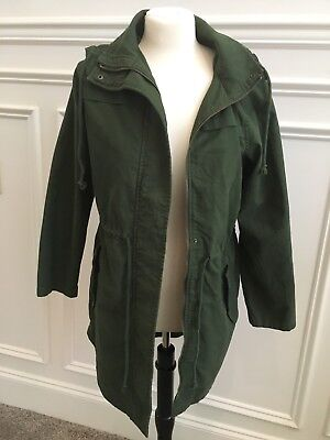 Old Navy Hooded Anorak Coat for Women In Size Small S - NEW!