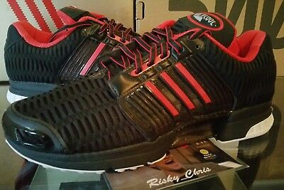 Adidas Clima Cool Coca Cola Black Red Sz 11 New Ds World Cup Soccer Ba8612  Coke 86cbd7639a8