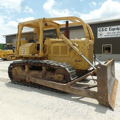 1978 Caterpillar D6D Dozer Resent rebuild NICE OVER ALL !  Video!!!