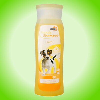 (16,63 EUR/l) 300ml Reinex Pet's World Hunde Shampoo soft Kamille-Duft Dog