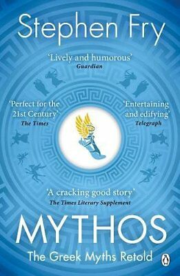 Mythos: A Retelling of the Myths of Ancient Greece Paperback 9781405934138