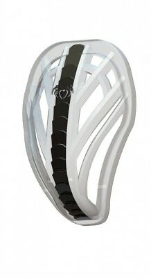 Spider Guard Adult One Piece Web Flex Protective Cup, Clear/Black