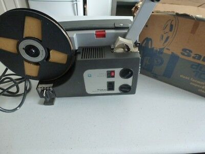 8mm movie projector