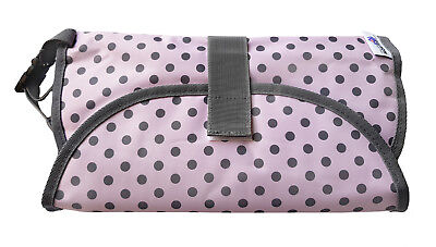 Pink Spots NEW! Multi-purpose Change Mat, Features Toy Clips, Waterproof, Soft