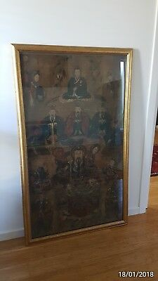 Oriental Antique Chinese Painting