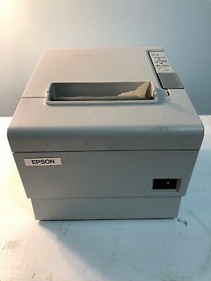 Epson TM-T88IV M129H Thermal POS Point of Sale Receipt Printer with Power Supply