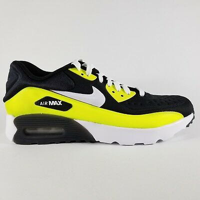 the best attitude 30fd9 fcf4f Nike Air Max 90 Ultra SE GS Youth Size 7Y Running Shoes Black Volt 844599-