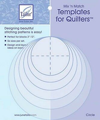 Templates for Quilters ~ June Tailor Quilting