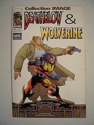 Collection Image 7   Deathblow Wolverine   Semic  Tbe