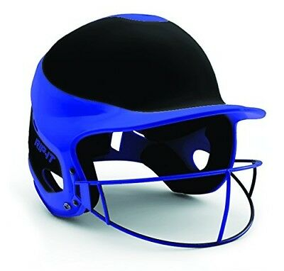 (Small/Medium, Royal) - Rip-It Vision Pro Away Softball Batting Helmet
