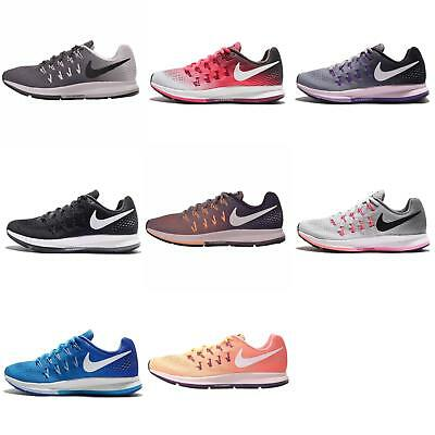 d147a389200e NIKE WOMEN S AIR Zoom Pegasus 34 Running Shoes Sneakers NEW WITH BOX ...