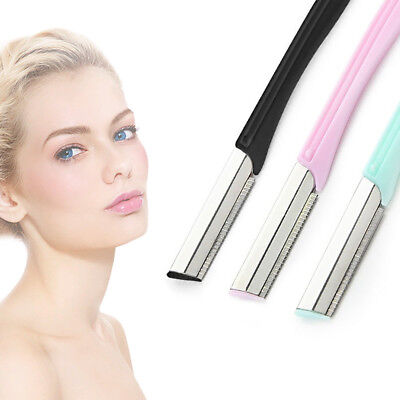 Pro Tinkle Eyebrow Face Razors Trimmer Shaper Shaver Blade Hair Remover Tool 1Pc