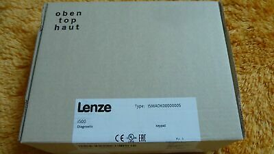 Lenze i500 Diagnostic Keypad Type: I5MADK0000000S