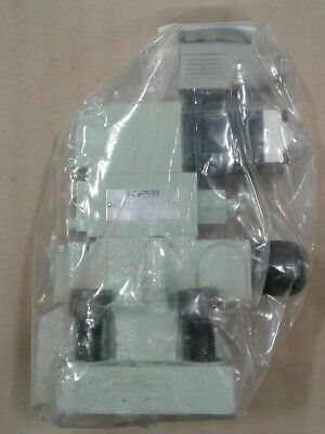 KPM ZNS5-1-10 Solenoid Valve A81081 NOS new O rings and bolts included #108TW