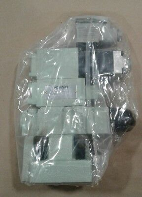 KPM ZNS5-1-10 Solenoid Valve A81073 NOS new O rings and bolts included #109TW