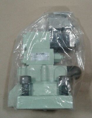 KPM ZNS5-1-10 Solenoid Valve A81082 NOS new O rings and bolts included #110TW