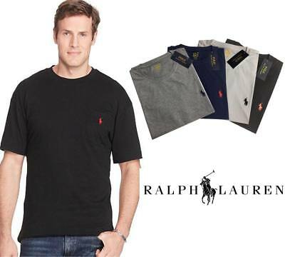 Mens (MRLTS)- Polo Crew Neck Short Sleeve T Shirt 100% Cotton All size