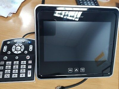 Polycom Touch Controller 1675-23139-001 2201-61752-001 Video Conferencing