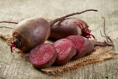 """Beetroot """"Nelson F1"""" - round, slightly elongated, early - - 250 seeds"""
