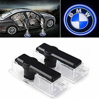 2x CREE LED Door Light For BMW Project Puddle GhostLaser replaceme LOGO Light OZ