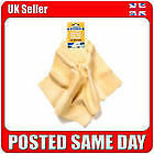 chamois leathers car cleaning natural waxing polishing valet window new quality