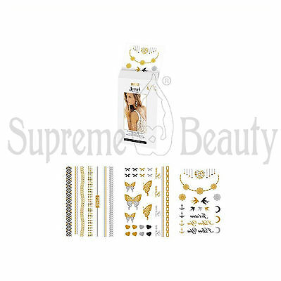 Pupa Jewel Body Tattoos Taturaggi Corpo Gioiello Temporanei Fabulous Dream