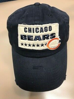 2024310a07a5d ... cheapest nfl chicago bears slouch vintage hat cap adjustable new 56fe6  d5b44