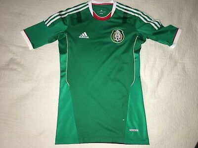 829a64d7db9 Adidas Techfit Limited Edition Mexico 2010 World Cup Soccer Jersey Size L